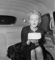 Merci Marilyn, fallait pas te déranger...