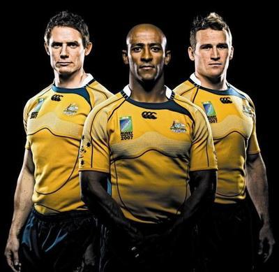 Les wallabies (Equipe australienne de rugby)