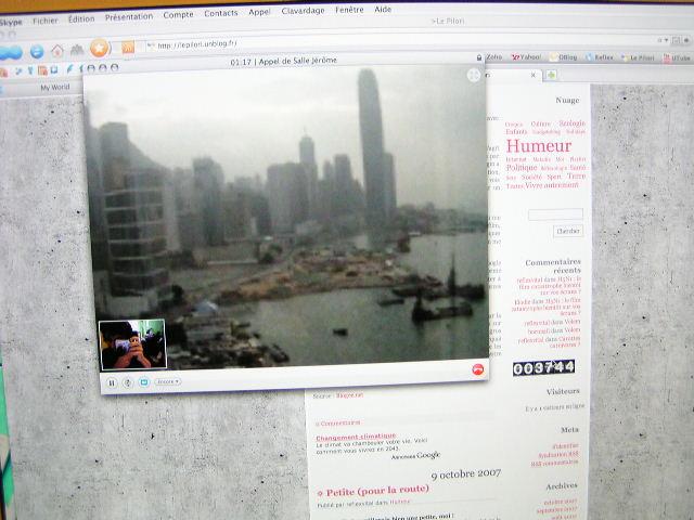 Sur Skype